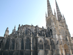 Cathedrale Bordeaux, Burdeos
